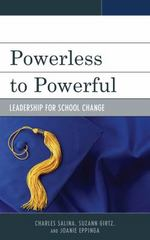 Powerless to Powerful 1st Edition 9781475822366 1475822367