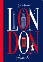 London Postcards 1st Edition 9781856699822 185669982X