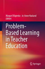 Problem-Based Learning in Teacher Education 1st Edition 9783319020037 331902003X