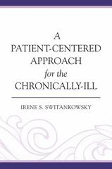 Patient Centered Approach For 1st Edition 9780761866268 0761866264