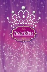 Purple Pearl Princess Bible 1st Edition 9780718088750 0718088751
