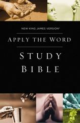 Apply the Word Study Bible 1st Edition 9780718042523 0718042522
