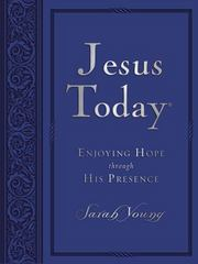Jesus Today Large Deluxe 1st Edition 9780718034696 0718034694