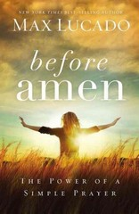 Before Amen 1st Edition 9780718078126 0718078128