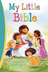 My Little Bible 1st Edition 9780718040185 071804018X