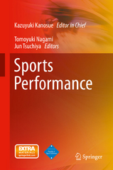 Sports Performance 1st Edition 9784431553151 4431553150