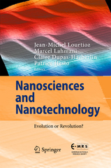 Nanosciences and Nanotechnology 1st Edition 9783319193601 3319193600