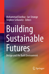 Building Sustainable Futures 1st Edition 9783319193489 3319193481