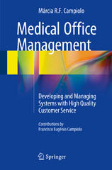 Medical Office Management 1st Edition 9783319138879 3319138871