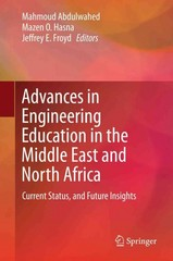Advances in Engineering Education in the Middle East and North Africa 1st Edition 9783319153230 3319153234