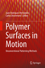 Polymer Surfaces in Motion 1st Edition 9783319174310 3319174312
