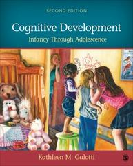 Cognitive Development 2nd Edition 9781483379173 1483379175