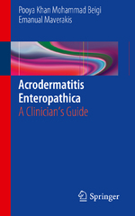 Acrodermatitis Enteropathica 1st Edition 9783319178196 3319178199