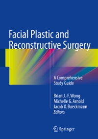 Facial Plastic and Reconstructive Surgery 1st Edition 9783319180359 3319180355