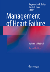 Management of Heart Failure 2nd Edition 9781447166573 1447166574
