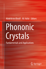 Phononic Crystals 1st Edition 9781461493938 1461493935