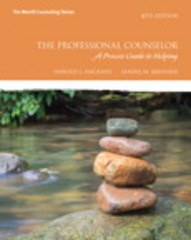 Professional Counseling 8th Edition 9780134165776 0134165772