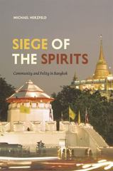Siege of the Spirits 1st Edition 9780226331614 022633161X