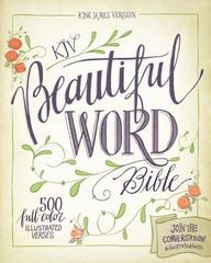 KJV Beautiful Word Bible 1st Edition 9780310003731 0310003733