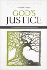 God's Justice - The Holy Bible 1st Edition 9780310437130 031043713X