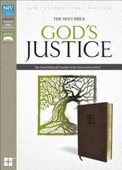 God's Justice - The Holy Bible 1st Edition 9780310437192 0310437199