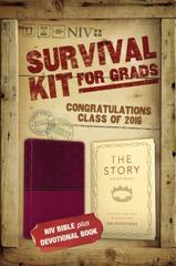 2016 Survival Kit for Grads, NIV 1st Edition 9780310003816 0310003814