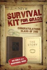 2016 Survival Kit for Grads, Niv 1st Edition 9780310003830 0310003830