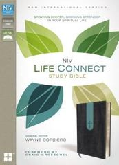 Niv Life Connect Study Bible 1st Edition 9780310426424 0310426421