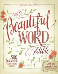 NKJV Beautiful Word Bible 1st Edition 9780310003687 0310003687