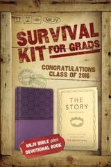 2016 Survival Kit for Grads, NKJV 1st Edition 9780310003786 0310003784