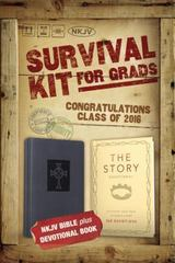 2016 Survival Kit for Grads, NKJV 1st Edition 9780310003823 0310003822