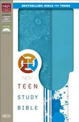 NKJV Teen Study Bible 1st Edition 9780310752349 0310752345
