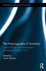 The Historiography of Transition 1st Edition 9781138122444 1138122440