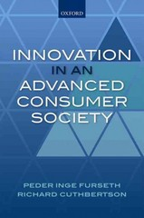 Innovation in an Advanced Consumer Society 1st Edition 9780191015212 0191015210