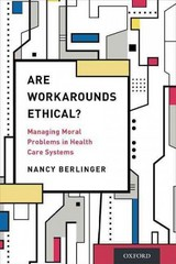 Are Workarounds Ethical? 1st Edition 9780190269296 0190269294