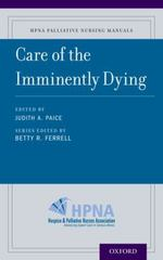 Care of the Imminently Dying 1st Edition 9780190244293 0190244291
