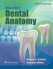 Woelfels Dental Anatomy 9th Edition 9781496320223 1496320220
