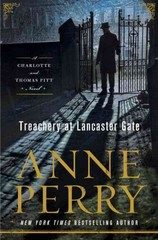 Treachery at Lancaster Gate 1st Edition 9781101886328 1101886323