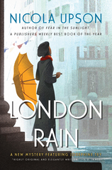 London Rain 1st Edition 9780062418142 0062418149