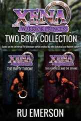 Xena Warrior Princess: Two Book Collection 1st Edition 9781443448307 1443448303