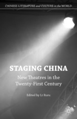 Staging China 1st Edition 9781137567475 1137567473