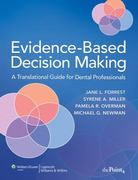 Evidence-Based Decision Making 1st Edition 9780781765336 0781765331