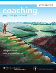 Coaching Psychology Manual 1st Edition 9780781772624 0781772621