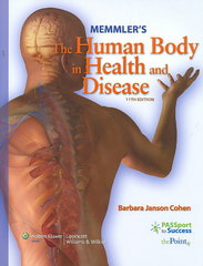 Memmler's The Human Body in Health and Disease 11th edition 9780781790734 0781790735