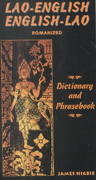 Lao-English/English-Lao Dictionary and Phrasebook 0 9780781808583 0781808588