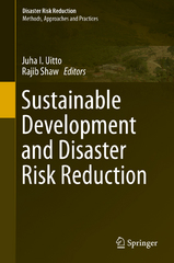 Sustainable Development and Disaster Risk Reduction 1st Edition 9784431550785 443155078X