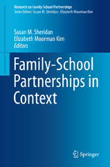 Family-School Partnerships in Context 1st Edition 9783319192284 3319192280