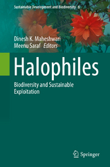 Halophiles 1st Edition 9783319145952 3319145959