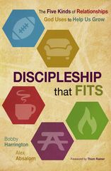 Discipleship that Fits 1st Edition 9780310522645 0310522641