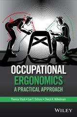 Occupational Ergonomics 1st Edition 9781118814642 1118814649